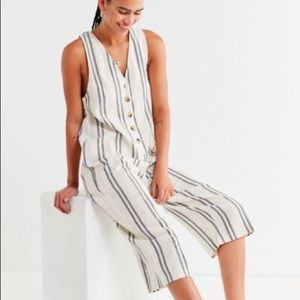 Urban Outfitters 100% Cotton Summer Jumpsuit